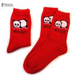 Kids Pattern Socks - Panda